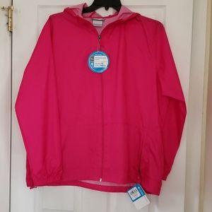 Columbia Hooded Jacket